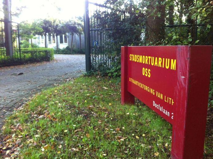 Het crematorium komt naast het mortuarium.
