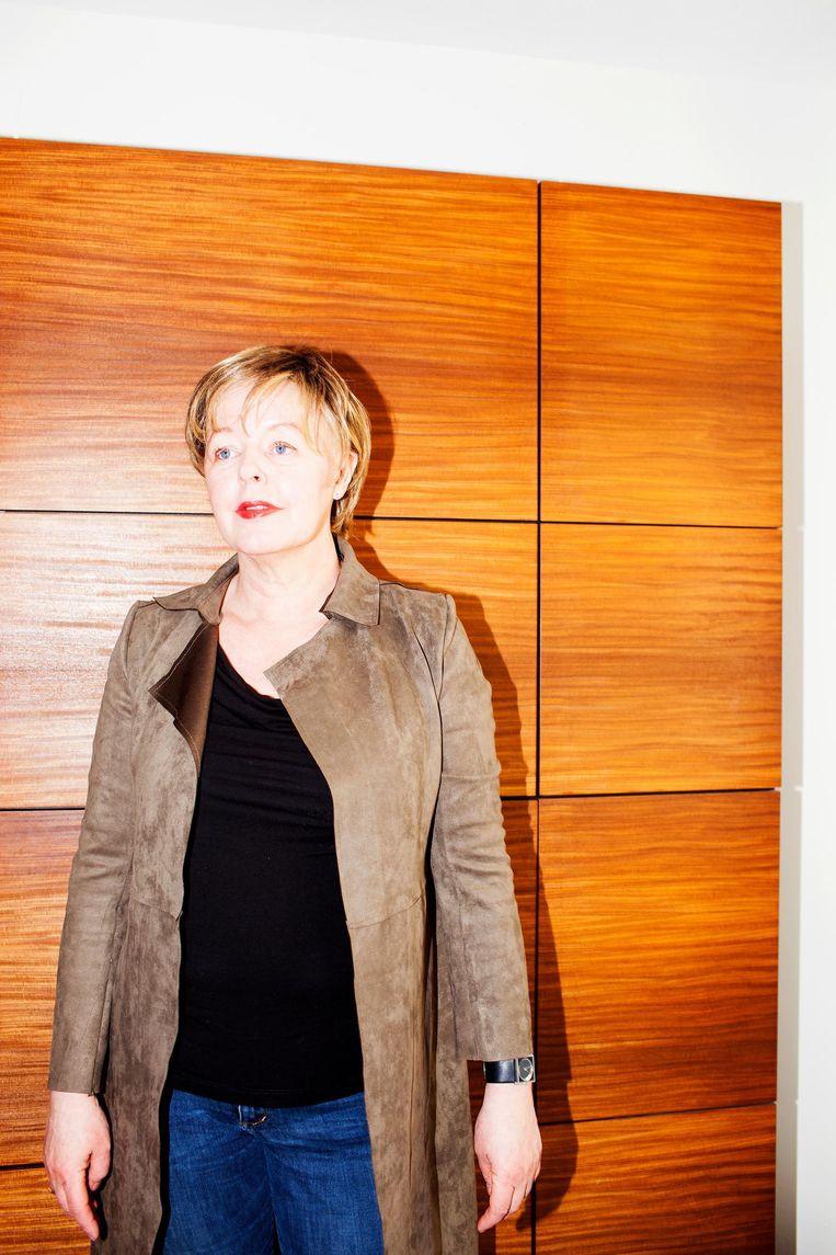 Ellen Laan: 'Er is niets met je relatie als je het niet twee keer per week doet' Beeld Renate Beense