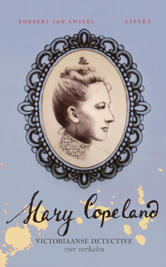 cover Mary Copeland deel 4 van Robbert Jan Swiers