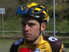 """Wout van Aert prêt à lancer sa saison aux Strade Bianche: """"Un œil sur Alaphilippe et van der Poel"""""""