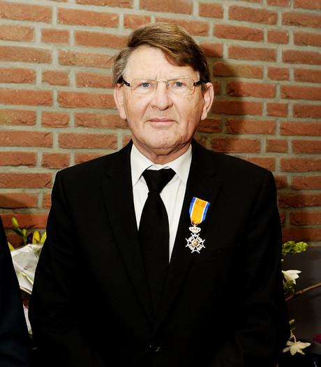 De heer Karens uit Werkendam benoemd tot Ridder in de Orde van Oranje-Nassau