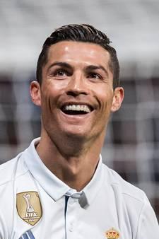 Cristiano Ronaldo best verdienende voetballer ter wereld