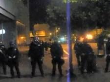 Onthutsende videobeelden van Occupy Oakland