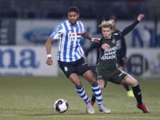 FC Eindhoven kan goede serie tegen RKC niet in stand houden