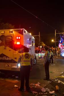 Dronken man rijdt in op carnavalsoptocht New Orleans: 28 gewonden