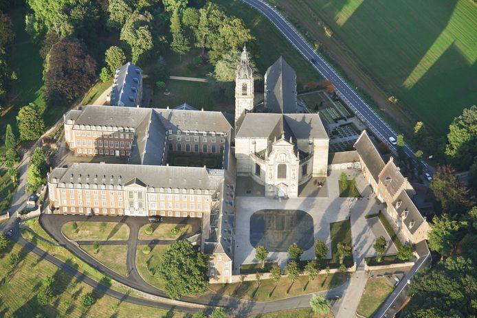 Dieven sloegen eind vorige week toe in de abdij.