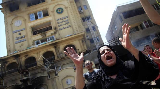 """""""Seksueel geweld in Egypte moet stoppen"""""""