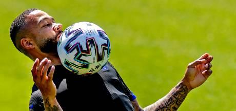 Memphis Depay looft assistent Van Nistelrooy: 'Hij blijft een legend'