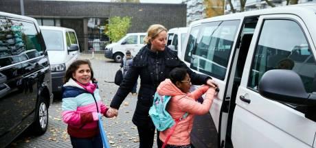 Meer dan 100 Westervoortse kinderen worden voor schoolbezoek niet meer thuis met het busje opgehaald