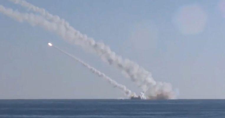 Het INF-verdrag tussen Rusland en de Verenigde Staten verbiedt geen raketten die op zee gelanceerd worden.