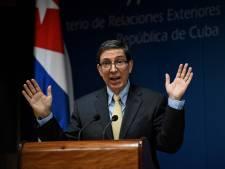 Cuba: ambassade in Parijs aangevallen met molotovcocktails