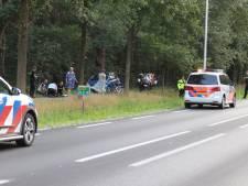 17-jarige jongen aangehouden na ongeval in Renswoude waarbij wielrenster ernstig gewond raakte