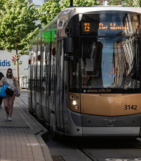 De 50 à 12 euros: le prix de l'abonnement scolaire de la STIB plus bas dès cet été