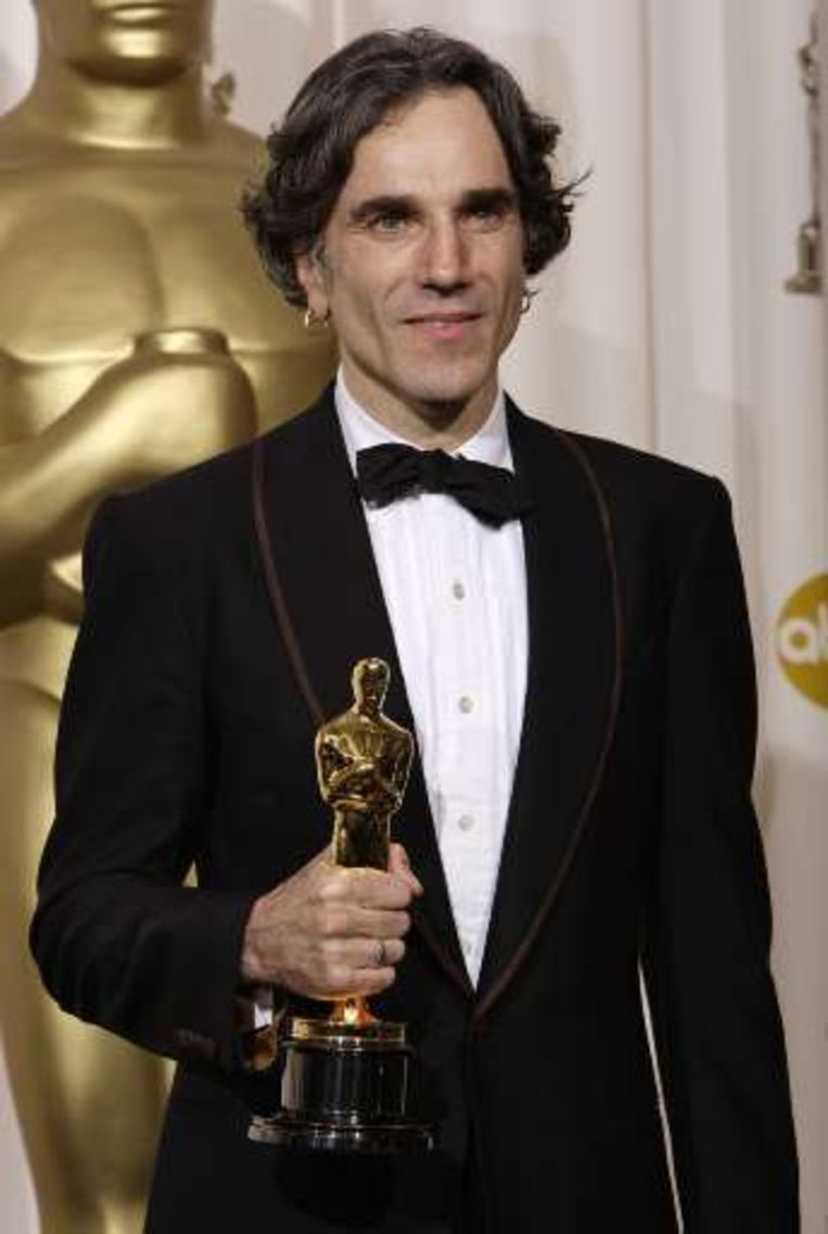 Daniel Day-Lewis, Beste Acteur in There Will Be Blood. Beeld UNKNOWN