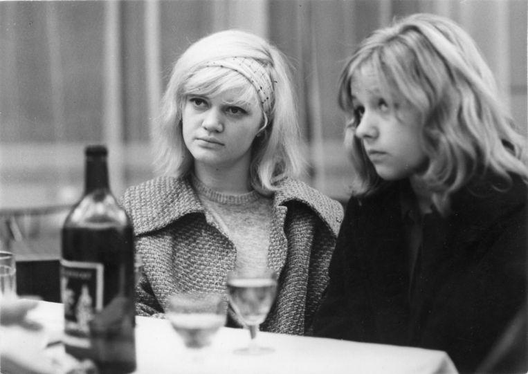 Beeld uit Lásky jedné plavovlásky (Loves of a Blonde) uit 1964. Beeld
