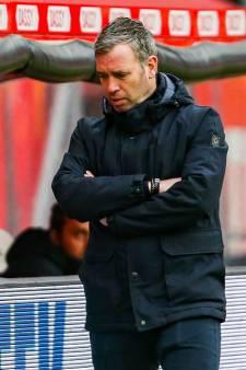 FC Utrecht in Veenendaal, Hake is kritisch: 'Hoort niet in topsportomgeving'