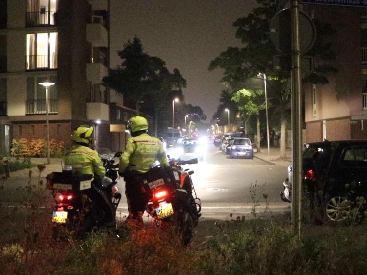 Politie grijpt in bij rellen in wijk Kanaleneiland