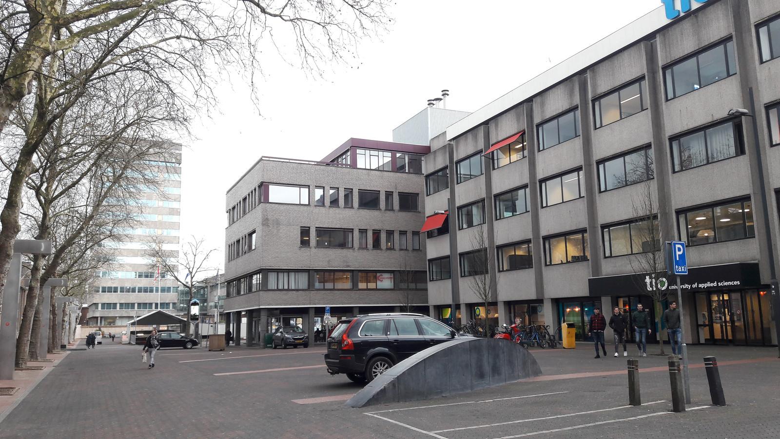 Hogeschool TIO aan de Begijnenhof in Eindhoven.