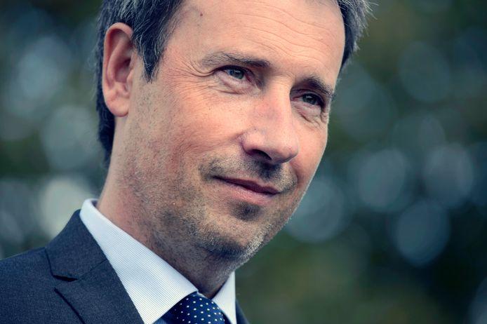 Philippe Goffin, ex-ministre des Affaires étrangères et de la Défense, sous l'autorité duquel un accord avec la société Avrox pour l'achat de masques avait été passé en avril 2020.