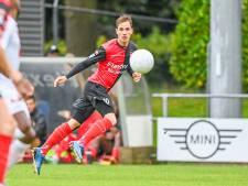 Bram Zwanen schiet De Treffers in blessuretijd naar KNVB-beker