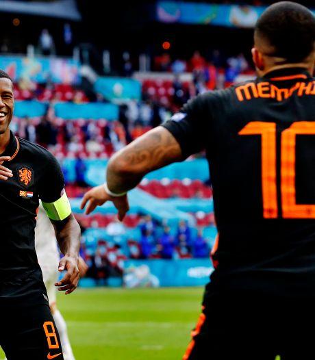 Supercijfers: Oranje is de koning van de EK-groepsfase