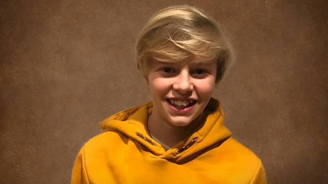 Senne (13) maakt debuut in popmusical Smike en heeft meteen één van de hoofdrollen beet