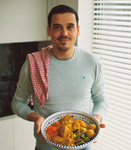 Wim Ballieu, Kobe Ilsen en Eva Mouton verzot op nieuw concept van Omar (34) uit Wondelgem: takeaway couscous