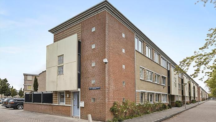 Het huis van Afrojack in Spijkenisse.