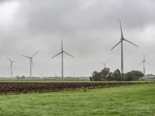 Omwonenden windmolens in buitengebied Zwolle eisen hogere schadevergoeding