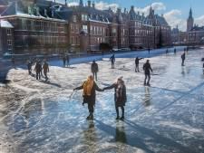 Valt er dankzij Haagse zeeklimaat meer of minder sneeuw?