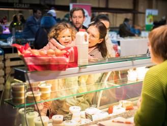Na Gentbrugge krijgt ook Bloemekenswijk wekelijkse, overdekte markt met verse groenten, vlees, zuivel en meer uit de buurt