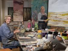 Kunstenaars openen ateliers voor publiek