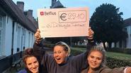 Drie vriendinnen organiseren actie voor dierenasiel Veeweyde