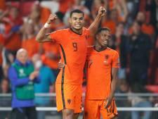 Gakpo loopt lichte blessure op bij Oranje en traint op geleide van de pijn bij PSV