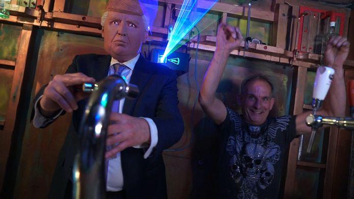 Johan Vlemmix brengt liedje 'Bump a Trump' uit