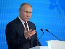 Poetin belegt crisisberaad Russische sport