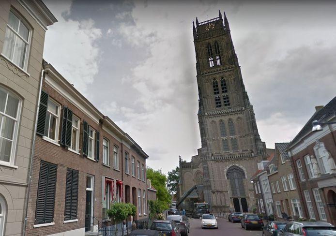 De Sint-Maartenskerk in Zaltbommel.