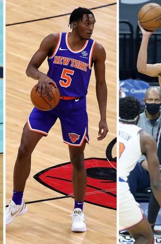 De race van de rookies: deze vijf NBA-nieuwkomers spelen de pannen van het dak