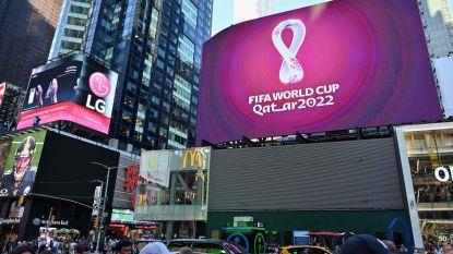 Logo WK 2022 in Qatar voorgesteld