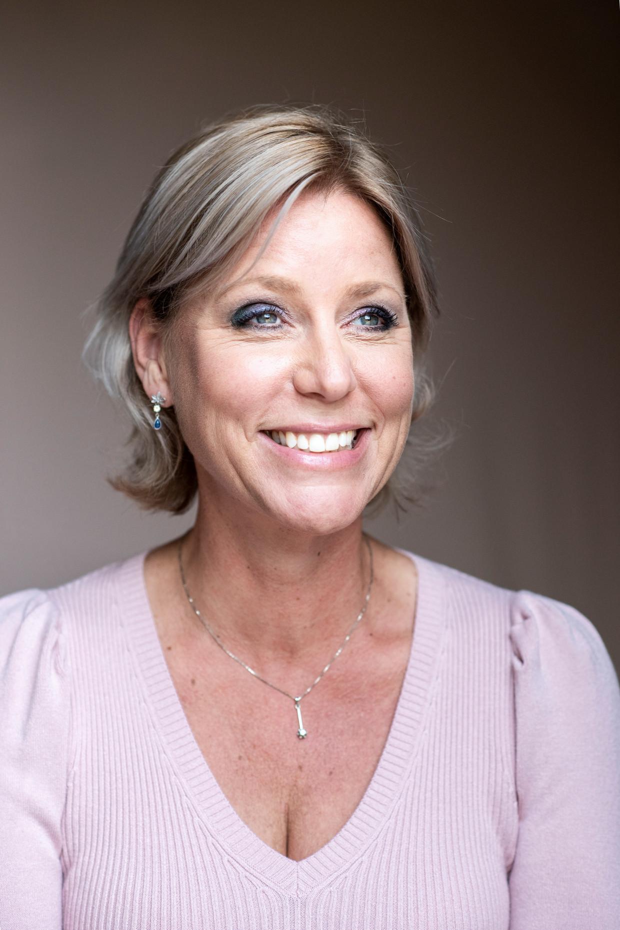 Rianne Letschert is sinds september 2016 rector magnificus aan de Universiteit Maastricht. Beeld Linelle Deunk