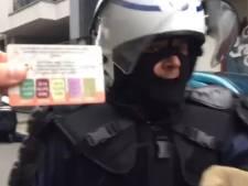 L'intimidation policière d'un journaliste à Bruxelles signalée au Conseil de l'Europe