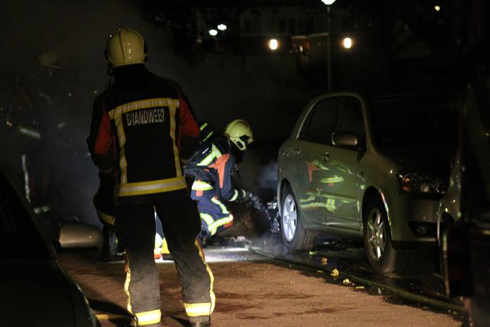 autobrand 21 in Gouda