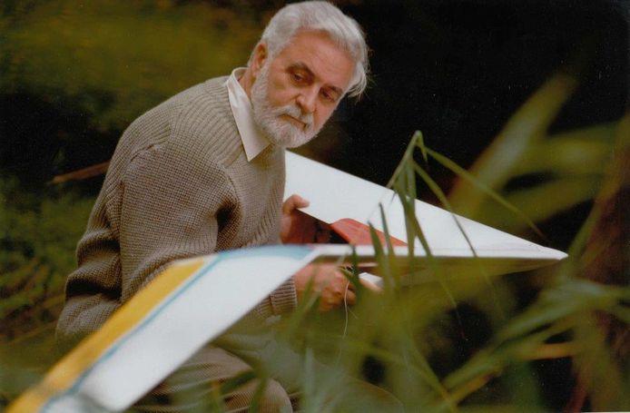 Vorige week overleed Joep Schlösser, hoogleraar bij de TU/e met een passie voor vliegerij.