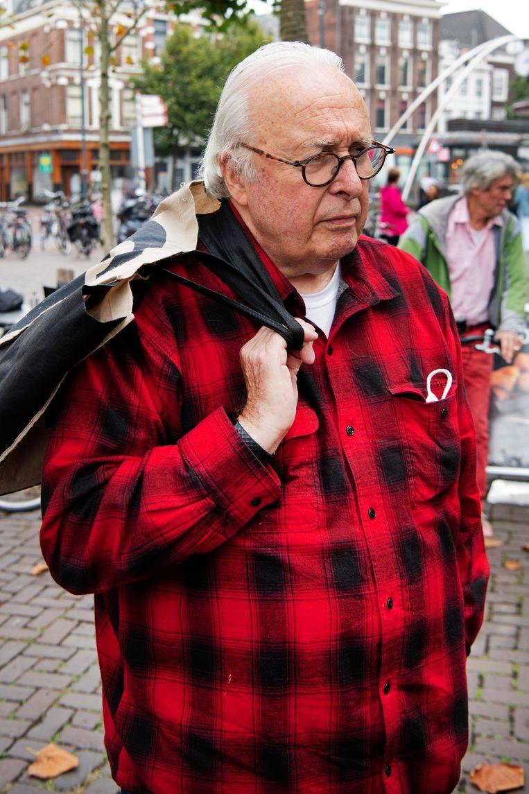 Sportjournalist Mart Smeets (74): 'Ik zou nu niet meer op haar stemmen.' Beeld Olaf Kraak