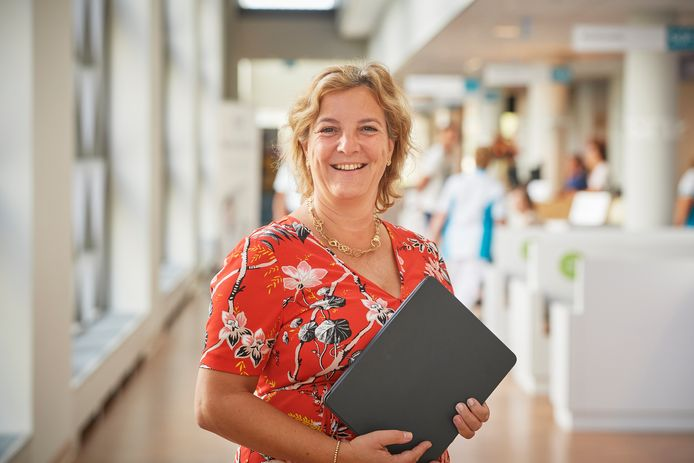Mariëlle Bartholomeus, Topvrouw van het Jaar, neuroloog en medisch directeur ziekenhuis Bernhoven in Uden.