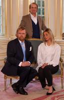 'Ivo Niehe en het koningspaar' in de TV Kantine.