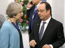 Parijs en Londen starten samen raketproject
