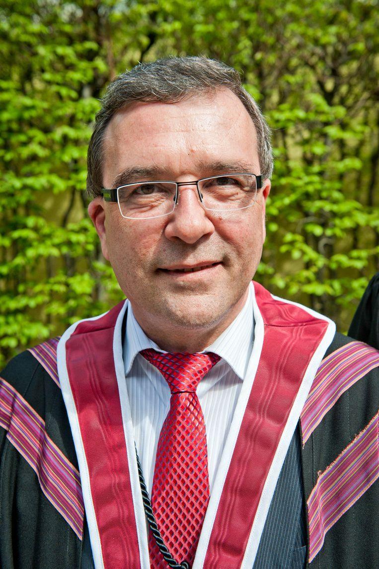 Luc De Schepper (UHasselt) Beeld belga