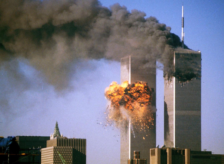 In 'Botsen de beschavingen?' blikken De Wever en Benhaddou terug op de wereld voor en na 9/11.  Beeld REUTERS