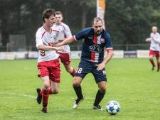 Babberich en Gelders Eiland delen derby, Den Dam verspeelt 2-0 voorsprong